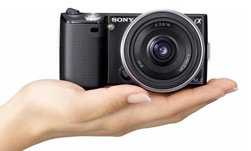 Sony NEX-5 Camera