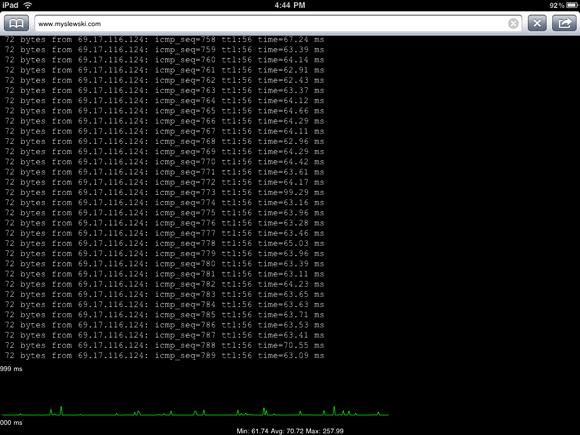 iPing : Network Tool