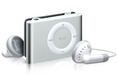 Second-generation iPod shuffle