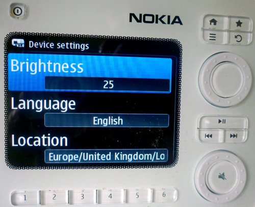 Nokia Home Music