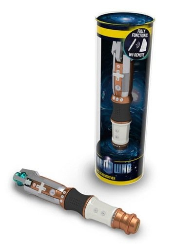 Sonic Screwdriver Wii