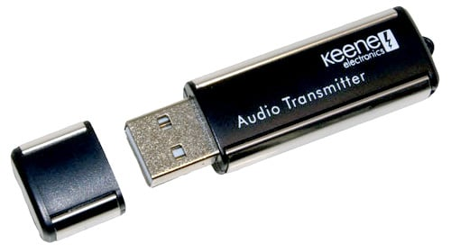 Keene USB FM Transmitter