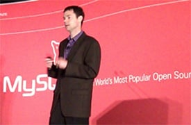 Edward Screven @ OOW 2010