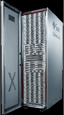 Oracle Exadata X2-8