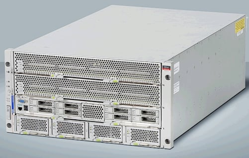 Oracle Sparc T3-4 Server