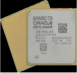 Oracle Sparc T3 Chip