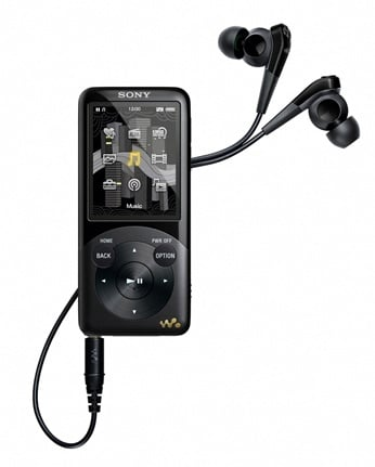 Sony Walkman S750