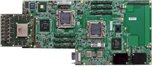 T Platforms GPU Blade