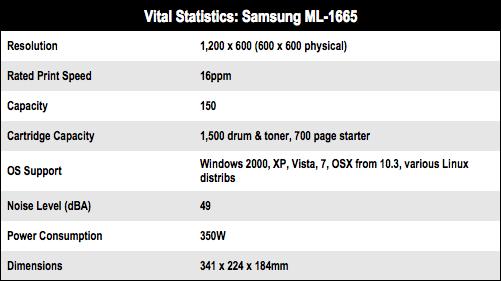 Samsung ML-1665