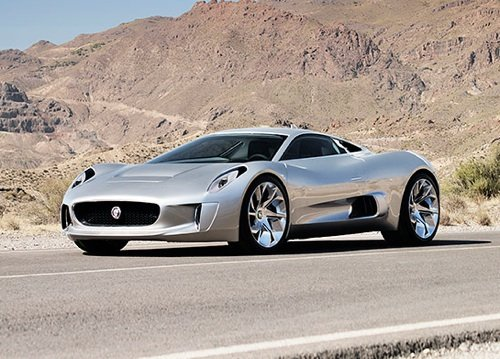 Jaguar cx75