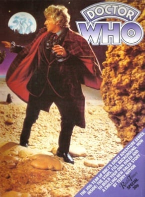 Radio Times Doctor Who Spe