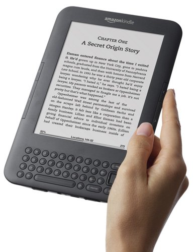 Amazon Kindle 3