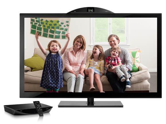 Cisco ūmi telepresence promo image