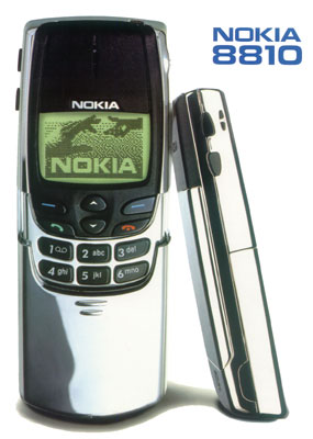 from 1998 the nokia 8810 the absence of 7 8 9 0 and. Black Bedroom Furniture Sets. Home Design Ideas