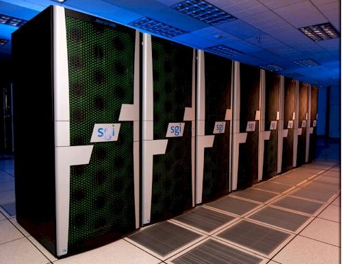 Pittsburgh Supercomputing Center Blacklight Super