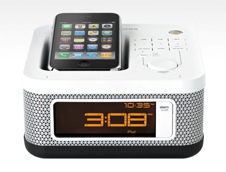 Memorex Mini Alarm Clock Radio