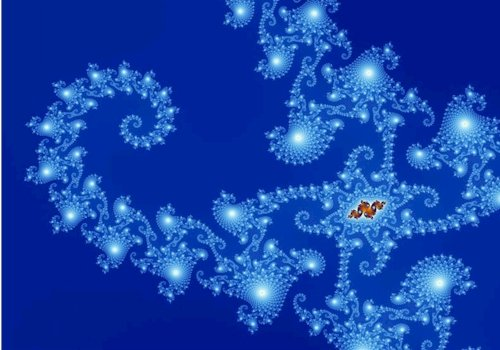 Seahorse Mandelbrot Set