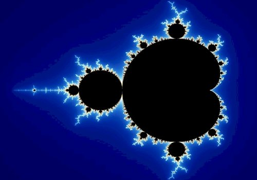 Classic Mandelbrot Set