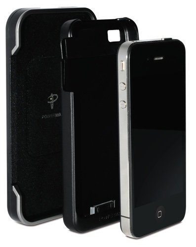 Powermat iPhone 4 kit