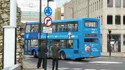 BUS SPOTTERS SPOT BLUESTAR