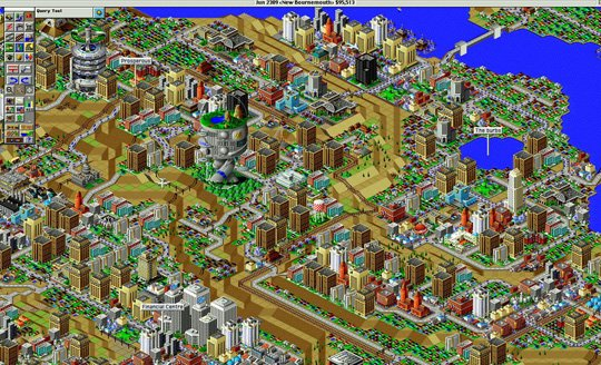Sim City 2000
