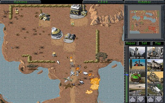Command &amp; Conquer
