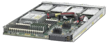 Oracle Sun Blade Storage Module M2