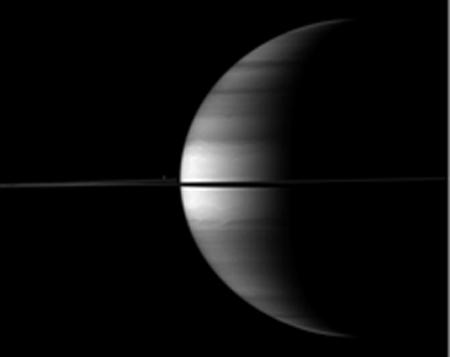 Saturn from Cassini
