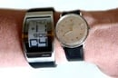 Phosphor Watches World Time Curved