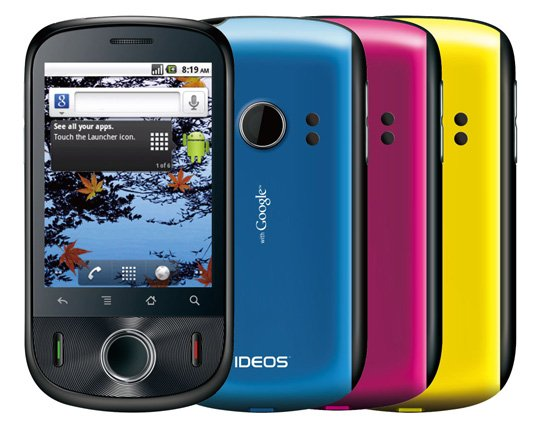Huawei Ideos