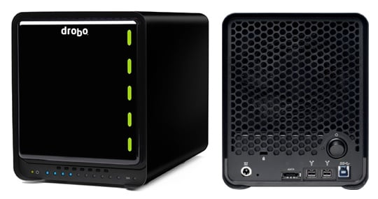 Data Robotics Drobo S