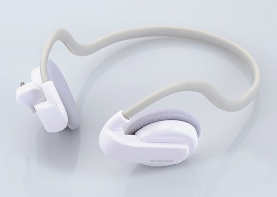 Elecom earphones