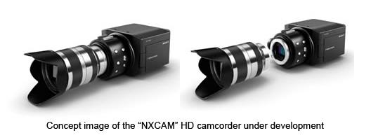 Sony NXCAM