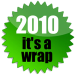 2010: it's a wrap