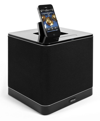 Arcam rCube portable speaker dock