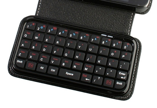 iPhone 4 keyboard case