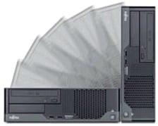 Fujitsu Primergy MX130 Micro Server