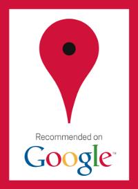 Google's sticker