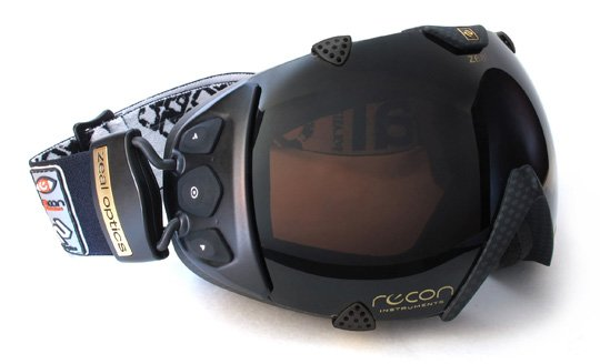 Zeal Optics Transcend GPS Goggles