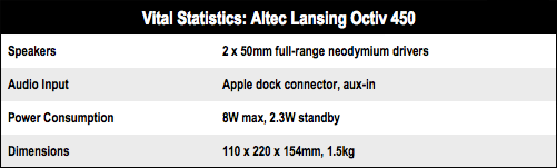 Altec Lansing Octiv 450