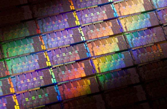 Intel 2nd Generation Core Processor die