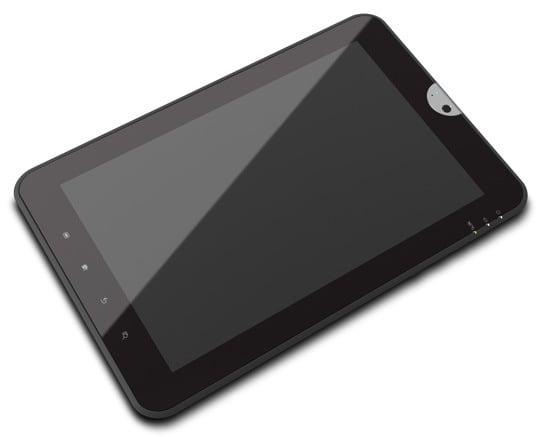 Toshiba tablet two