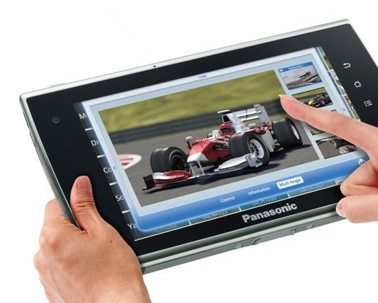 Panasonic Viera Tablet