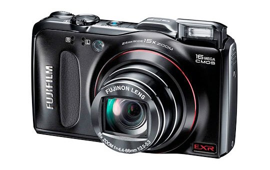 FujiFilm FinePix F550 EXR