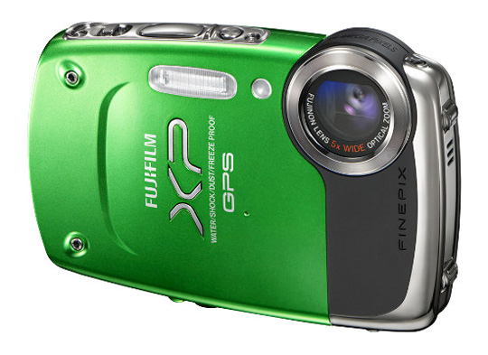 FinePix XP30 with GPS