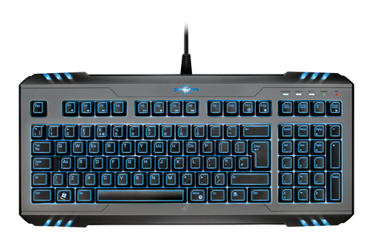 Razer StarCraft II peripherals