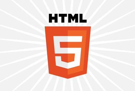 The HTML5 logo