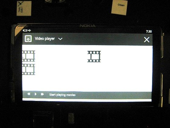 Nokia Meego Tablet