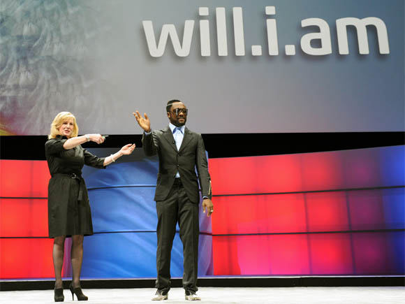 will.i.am named Intel 'director of creative innovation'