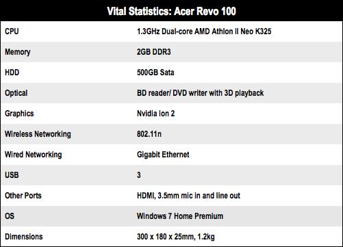 Acer Revo 100
